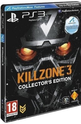Buy Killzone 3 (Collector's Edition): Av Media