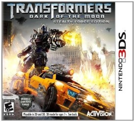 Buy Transformers: Dark Of The Moon - Stealth Force Edition: Av Media