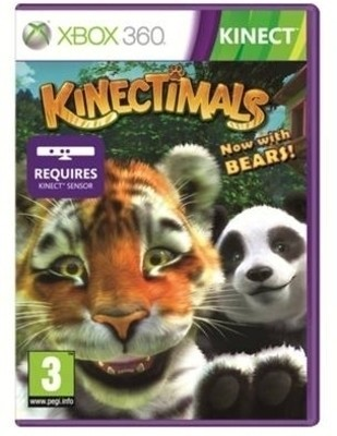 Buy Kinectimals: Now With Bears (Kinect Required): Av Media