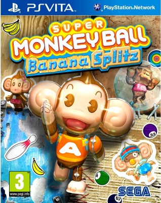 Buy Super Monkey Ball: Banana Splitz: Av Media