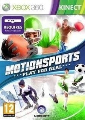 Buy MotionSports: Play For Real (Kinect Required): Av Media