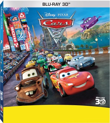 Buy Cars 2 3D: Av Media