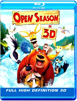 Buy Open Season 3D: Av Media
