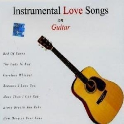 Buy Instrumental-Love Songs On Guitar: Av Media