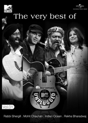 Buy The Very Best Of Micromax MTV Unplugged - Volume 1: Av Media