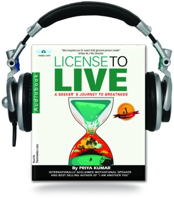 Buy License to live Unabriged Edition: Book