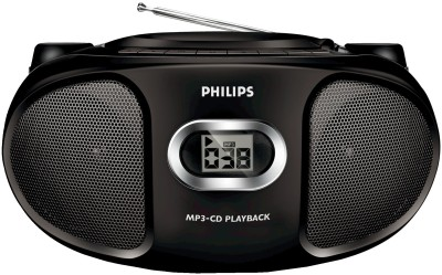 Buy Philips AZ302 Boom Box: Boom Box