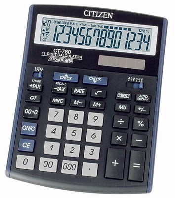 Buy Citizen CT-780 Basic: Calculator