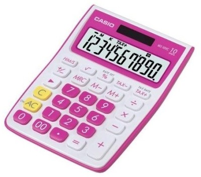 Buy Casio MS-10VC-PK Basic: Calculator