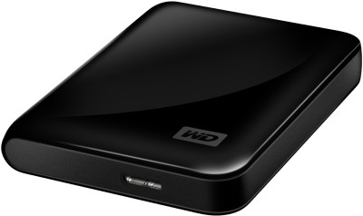 Buy WD My Passport Essential SE 2.5 inch 1 TB External Hard Disk: External Hard Drive