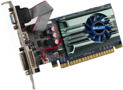 Buy Galaxy NVIDIA GeForce GT 520 2 GB DDR3 Graphics Card: Graphics Card