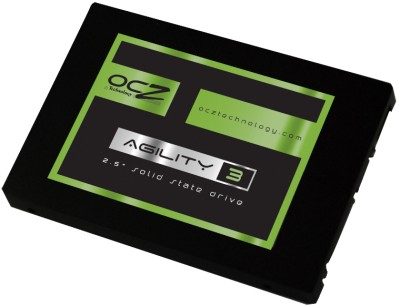 Buy OCZ Agility 3 60 GB SSD Internal Hard Drive (AGT3-25SAT3-60G): Internal Hard Drive