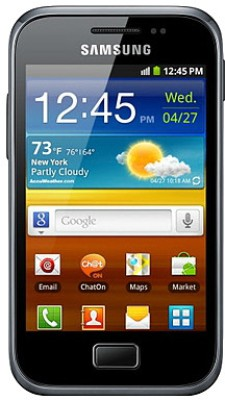 Buy Samsung Galaxy Ace Plus S7500: Mobile