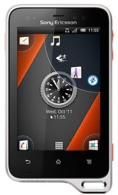 Buy Sony Ericsson Xperia active ST17i: Mobile