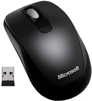 Buy Microsoft WMM 1000 Wireless Optical Mouse: Mouse