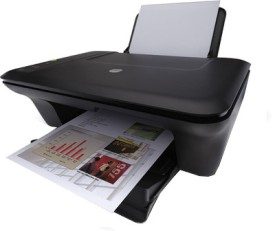 Buy HP Deskjet 2050 - J510a Multifunction Inkjet Printer: Printer