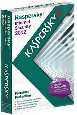 Buy Kaspersky Internet Security 2012 3 PC 1 Year: Security Software