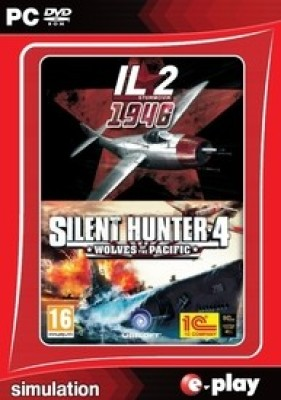 Buy IL 2 : Sturmovik 1946 + Silent Hunter 4 : Wolves Of The Pacific: Av Media