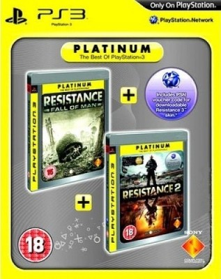 Buy Resistance Fall Of Man & Resistance 2 - Bundle: Av Media