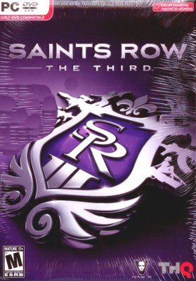 Buy Saints Row : The Third: Av Media