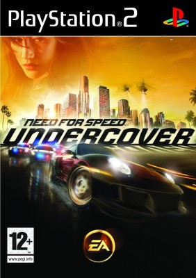 Buy Need For Speed: Undercover: Av Media
