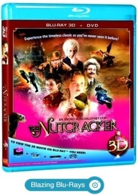 Buy The Nutcracker 3D (Blu-Ray + DVD): Av Media
