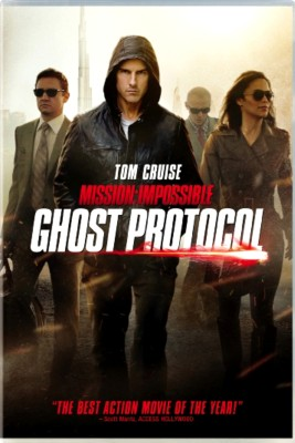 Buy Mission Impossible Ghost Protocol: Av Media