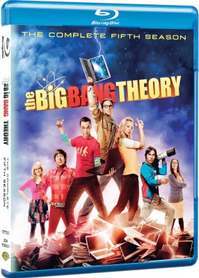 Buy The Big Bang Theory Season 5: Av Media
