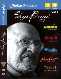 Buy Flipkart Essentials : Shyam Benegal Vol. 1: Av Media