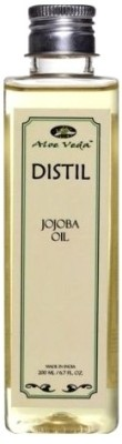 Buy Aloe Veda Distil Jojoba Oil: Bath Essential Oil