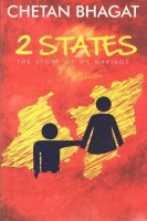 2 States: The Story of My Marriage (Paperback)
