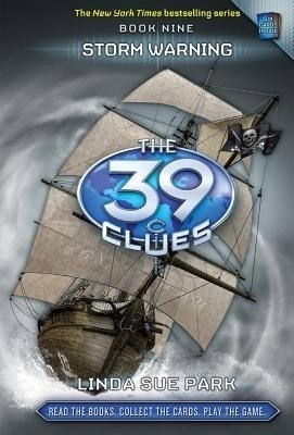 Buy The 39 Clues #09: Storm Warning Rei/Crds Edition: Book