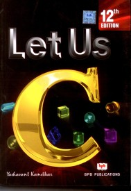 Buy Let Us C 12th Edition: Book