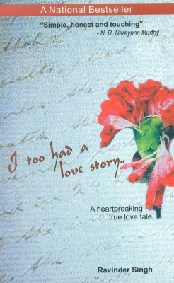 Buy I Too Had A Love Story 1st Edition: Book