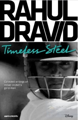 Buy Rahul Dravid: Timeless Steel: Book