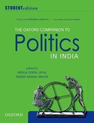 Buy The Oxford Companion to Politics in India: Book