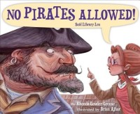 No Pirates Allowed Said Library Lou (Hardcover)