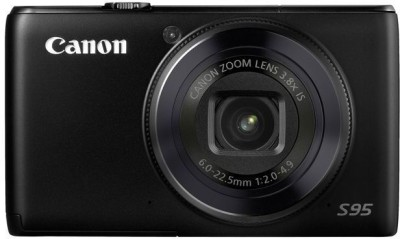 Buy Canon PowerShot S95 Point & Shoot: Camera