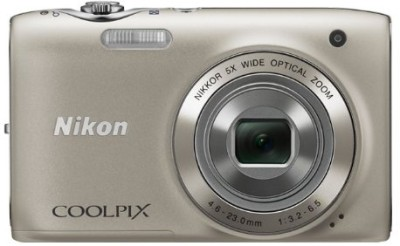 Buy Nikon Coolpix S3100 Point & Shoot: Camera