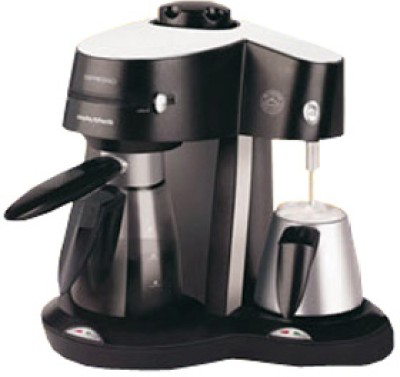 Buy Morphy Richards Cafe Rico Espresso with Frother 6 Cups Coffee Maker: Coffee Maker