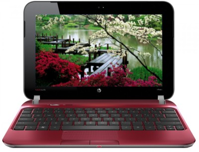 Buy HP Mini 210-4006TU Netbook Intel Atom/2GB/320GB/Win 7 starter: Computer