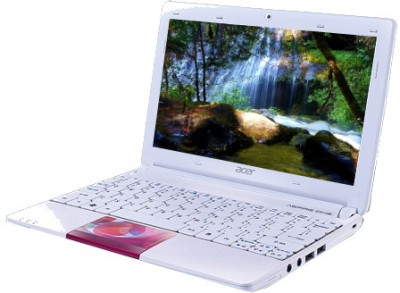 Buy Acer AOD 270 Laptop (2nd Gen Atom Dual Core/ 2GB/ 320GB/ Win7 Starter) ( LU.SGN08.002): Computer