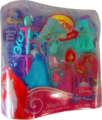 Buy Disney Princess Magiclip Fashion Collection - Ariel: Doll Doll House