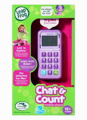 Buy LeapFrog Chat and Count Mobile Phone: Musical Toy