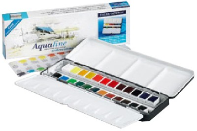 Buy Daler-Rowney Aquafine Water Color: Paint