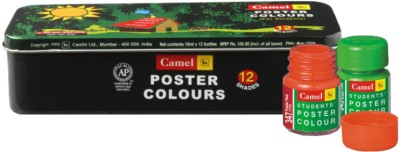 Buy Camlin Poster Color Paint Bottle: Paint