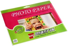 Buy Bilt Unruled 4R Photo Glossy Paper: Paper