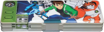 Buy Cartoon Network Ben 10 Art Pencil Box: Pencil Box