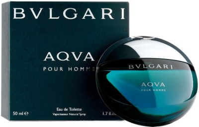 Buy Bvlgari Aqva EDT - 50 ml: Perfume