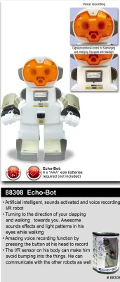 Buy Silverlit IR Echo Bot: Remote Control Toy